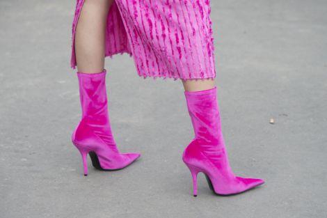 Выбор модной весенней обуви
