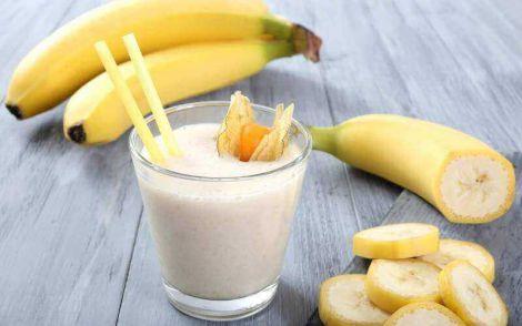 Бананова мікстура від кашлю