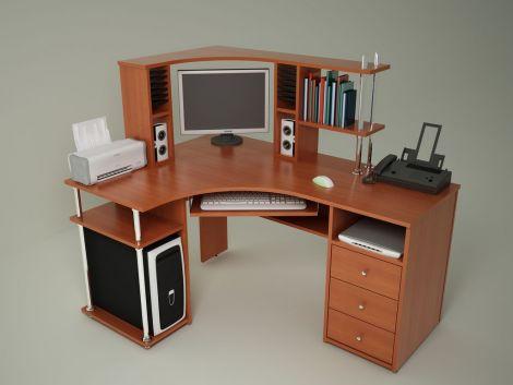 Комп'ютерний стіл без шкоди для здоров'я