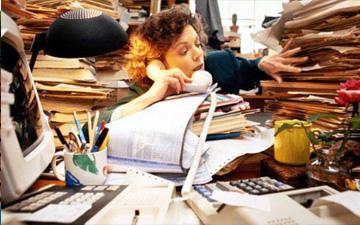 трудоголізм часто виникає через нудьгу
