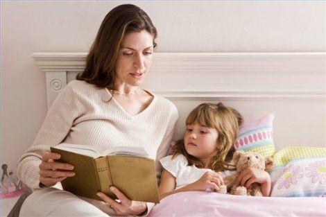 Читання вголос для дитини