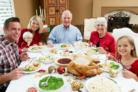 Як на переїдати на свята?