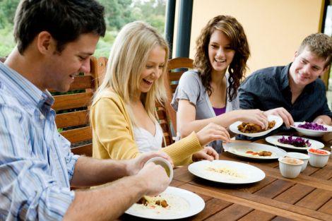 А як ви поводитесь після їжі?