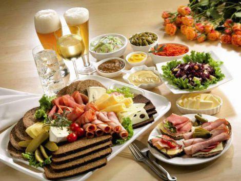 Калорійна їжа
