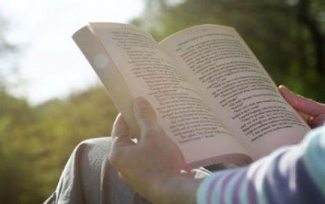 Подружіться з людиною, схибленою на книжках