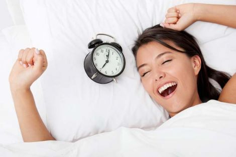 Найкраще прокидатись рано-вранці