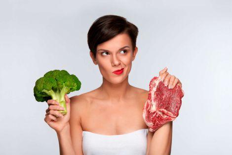 Відмова від м'яса впливає на стан кісток