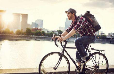 Чим корисна їзда на велосипеді?