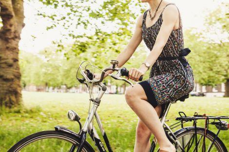 Користь катання на велосипеді