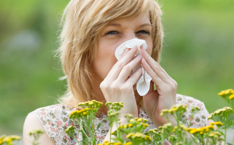 Алергія атакує жителів мегаполісів