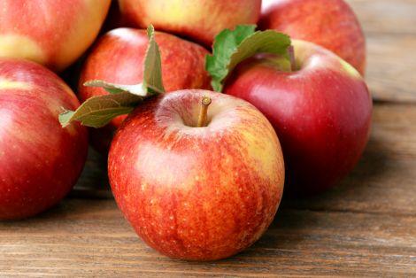 Яблука замість кави