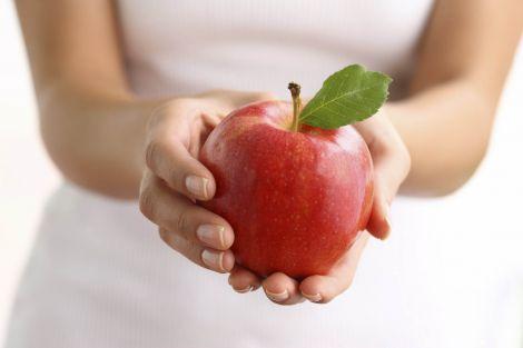 Яблука допоможуть схуднути