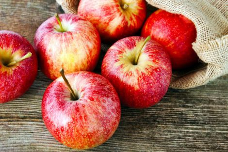 Користь вживання яблук