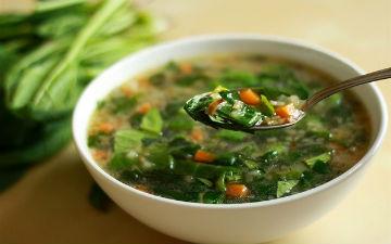 Літні супи: способи приготування
