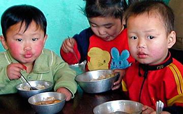 рядові корейці суттєво не доїдають
