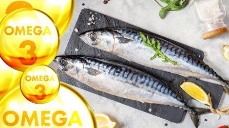 Визначено найкращу рибу для зниження запалення в організмі