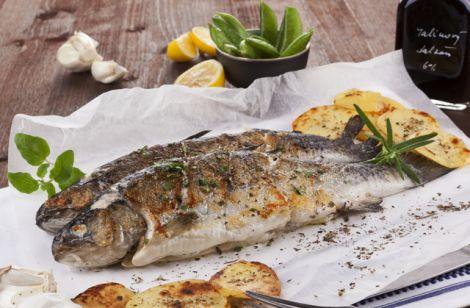 Риба - незамінний продукт у раціоні