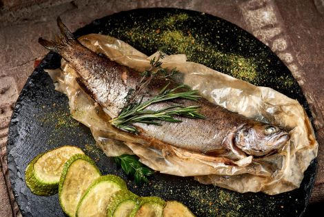 Корисні властивості риби
