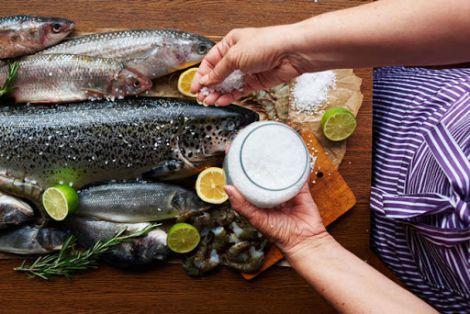 Шкода риби для вагітних