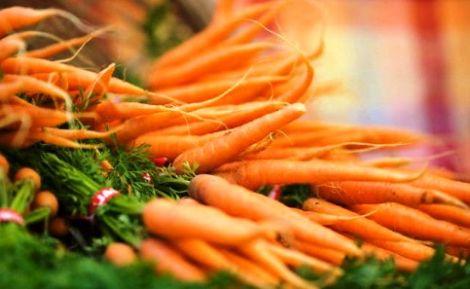 Морква запобігає артриту