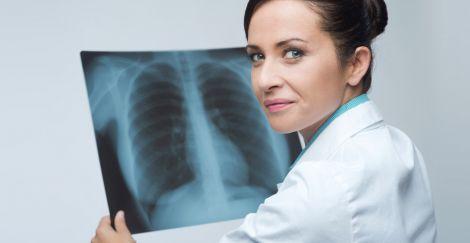 Небезпечні симптоми пневмонії