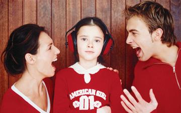 як уникнути сварок між батьками та дітьми