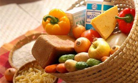 Обирайте корисну їжу