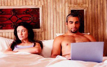 - Любий, секс чи Інтернет?