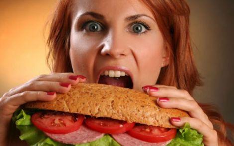 Переїдання шкідливе для здоров'я