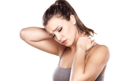 Біль у шиї