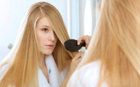 Тонке волосся потребує додаткового живлення