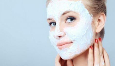 Крохмальна маска для шкіри