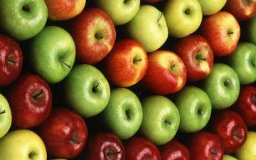 Їжте яблука зі шкіркою