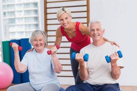 У 40 років заняття спортом приносять найбільшу користь