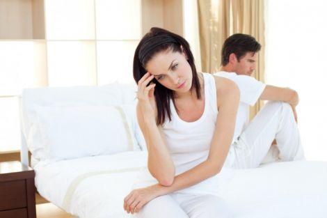 Чому жінки не хочуть інтиму?