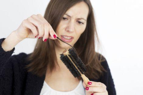Маска від випадіння волосся