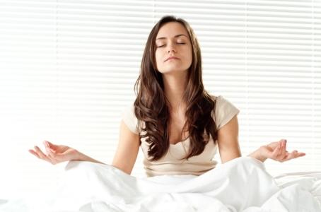 Дихай спокійно і без утруднення