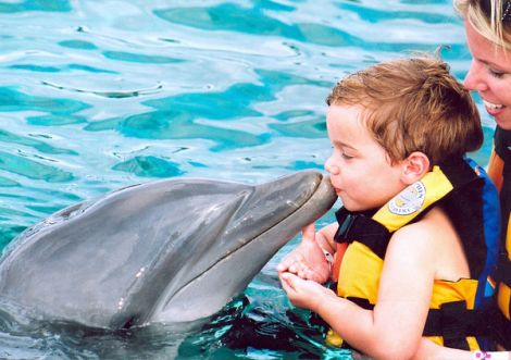 Зоотерапія ефективна у роботі з дітьми