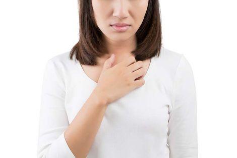 Симтоми раку горла