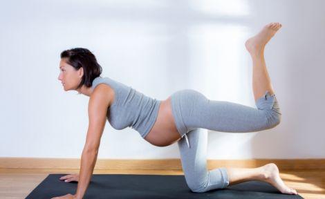 Корисний спорт під час вагітності