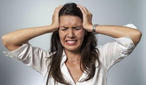 Головний біль може свідчити про порушений кровообіг