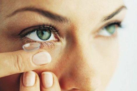 Лінзи ідеальні для тих в кого різниця між очима більше 2 діоптрій
