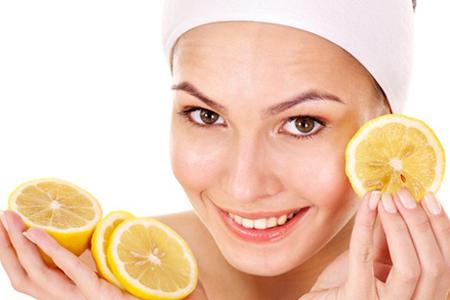 Лимон для обличчя