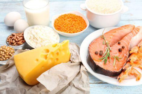Продукти, які містять вітамін D