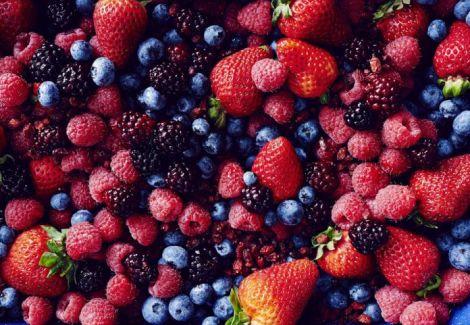 Корисні для печінки ягоди
