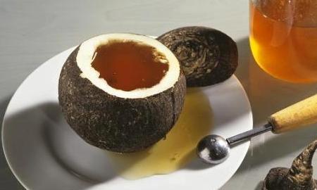 Чорна редька з медом - ефективні ліки від кашлю