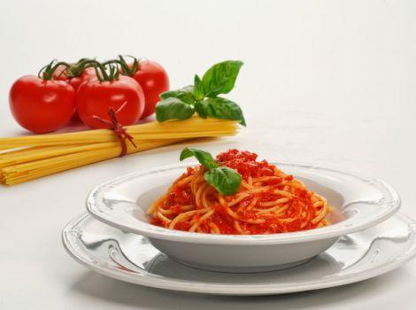 Рецепт спагетті від Одрі Хепберн