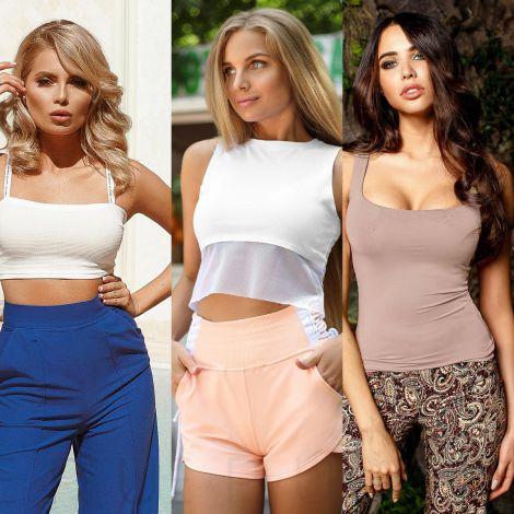 Спекотне літо: гардеробні тренди цього сезону