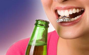 Які продукти погано впливають на білизну зубів?