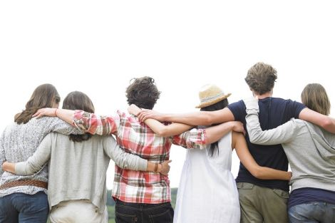 Дружба та психологічне здоров'я